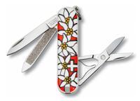 "Нож перочинный ""Victorinox. Classic Edelweiss"", 58 мм, 7 функций"