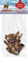 """Лакомство для собак средних и крупных пород Родные корма """"Страна Оления"""" (100% легкое северного оленя), 70 г"""