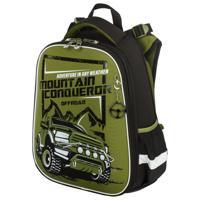 "Ранец ""Brauberg Premium. Mountain conqueror"", 2 отделения, с брелком, 38х29х16 см"