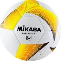 Мяч футбольный Mikasa, F571MD-TR-O, размер: 5
