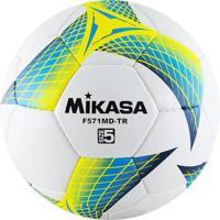 "Мяч футбольный ""Mikasa"", размер 5, арт. F571MD-TR-O"
