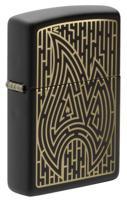 """Зажигалка """"Zippo. Maze"""", 38x13x57 мм"""