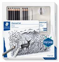 """Набор для рисования """"Charcoal Set"""", 12 предметов"""