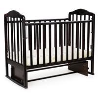 """Детская кровать Bebizaro """"Jameson Dream"""", маятник универсальный, цвет: wenge"""