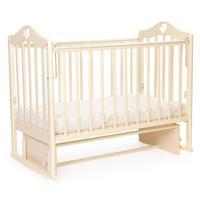 """Детская кровать Bebizaro """"Jameson Heart Dream"""", маятник универсальный, цвет: vanilla"""