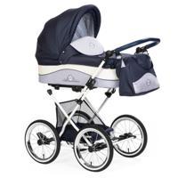"""Детская коляска 2 в 1 Lonex """"Julia Baronessa"""", цвет: blue"""