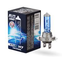 Галогенная лампа AVS Atlas H7, 24V, 70W, 1 штука