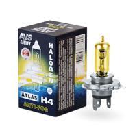 Галогенная лампа AVS Atlas Anti-Fog H4, 12V, 60/55W, 1 штука
