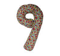 """Подушка для путешествий """"Genie pillo. Цветочки"""", 30х50х10 см"""