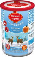 """Консервы для собак Родные корма """"Страна Оления"""" (оленина с тыквой), 400 г"""