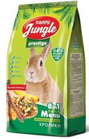 "Корм для кроликов Happy Jungle ""Prestige"", 500 г"