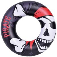 """Надувной круг для плавания Jilong """"Пиратский стиль"""", 90 см"""