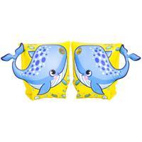 """Надувные нарукавники для плавания Jilong """"Кит"""", 23х22 см"""