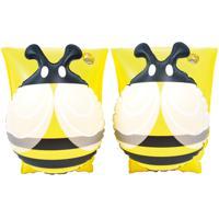 """Надувные нарукавники для плавания Jilong """"Пчела"""", 23х15 см"""
