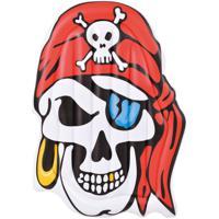 "Надувной матрас для плавания Jilong ""Голова пирата"", 159х120 см"