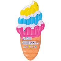 "Надувной матрас для плавания Jilong ""Мороженое"", 180х87 см"