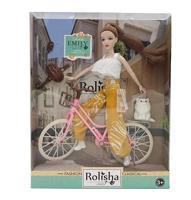 """Кукла """"Summer Holiday. Эмили. Прогулка на велосипеде"""", 29 см"""