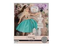 """Кукла """"Эмили. Стиль Тиффани"""", 28 см"""