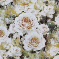 Портьера Amore Mio RR 12743-3V, цвет: оливковый, 200x270 см