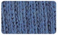 Кромка трикотаж, 80x8 см, цвет: 28 (серо-голубой), арт. 134