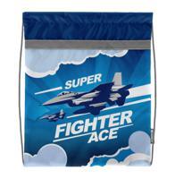 "Мешок для обуви ""Air fighter"", 42х34 см"