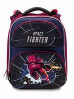 """Рюкзак школьный """"Ergonomic 2Е. Space fighter"""""""