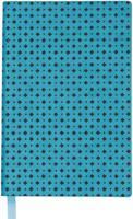 """Записная книжка """"Голубой"""", 110x170 мм, 80 листов, линия"""