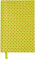 """Записная книжка """"Салатовый"""", 110x170 мм, 80 листов, линия"""
