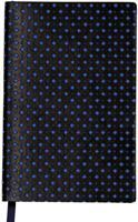 """Записная книжка """"Синий"""", 110x170 мм, 80 листов, линия"""