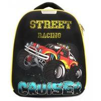 """Рюкзак каркасный """"Street racing"""", 37x31,5x17 см"""