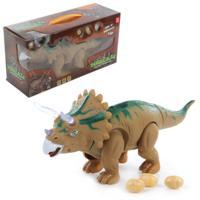 Динозавр с яйцом