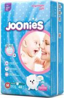"""Подгузники-трусики """"Joonies Premium Soft"""", размер M (6-11 кг), 48 штук"""