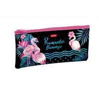 "Пенал Hatber ""Romantic flamingos"", 205х110 мм"