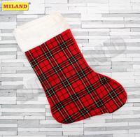"""Носок для подарков """"Килт"""", 23х38 см"""