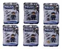 Фигурка полицейского, арт. 200652325